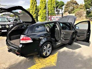 2014 Holden Commodore VF MY14 SV6 Sportwagon Black 6 Speed Sports Automatic Wagon