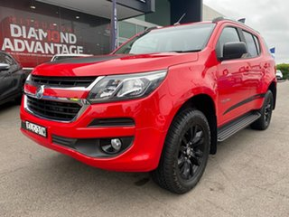 2018 Holden Trailblazer Red Automatic Wagon.