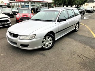 2004 Holden Commodore VZ Executive Silver 4 Speed Automatic Wagon.