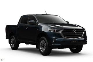 2020 Mazda BT-50 TFS40J XT Blue 6 Speed Manual Utility