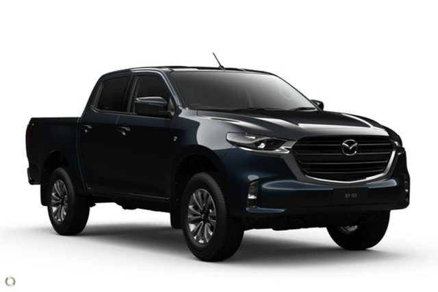 New Mazda BT-50 TFS40J XT Waitara, 2020 Mazda BT-50 TFS40J XT Blue 6 Speed Manual Utility