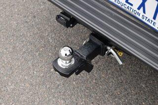 2018 Ford Ranger PX MkII 2018.00MY Wildtrak Double Cab Grey/black Orange 6 Speed Sports Automatic