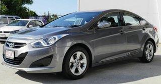 2012 Hyundai i40 VF2 Active Grey 6 Speed Sports Automatic Sedan.