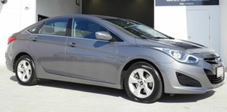2012 Hyundai i40 VF2 Active Grey 6 Speed Sports Automatic Sedan.