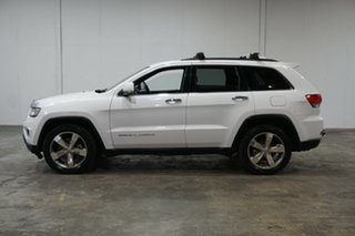 2015 Jeep Grand Cherokee WK MY15 Limited Bright White 8 Speed Sports Automatic Wagon