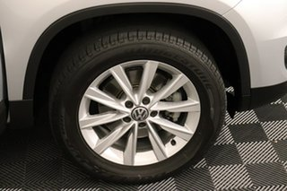 2015 Volkswagen Tiguan 5N MY16 132TSI DSG 4MOTION Silver 7 speed Automatic Wagon