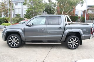 2017 Volkswagen Amarok 2H MY17 V6 TDI 550 Ultimate Graphite 8 Speed Automatic Dual Cab Utility