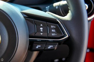 2020 Mazda CX-3 DK2W7A Akari SKYACTIV-Drive FWD Red 6 Speed Sports Automatic Wagon