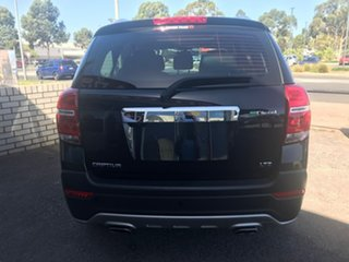 2015 Holden Captiva CG MY15 7 AWD LTZ Black 6 Speed Sports Automatic Wagon