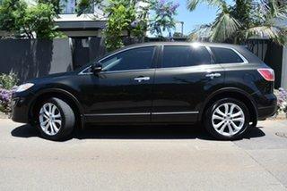 2011 Mazda CX-9 TB10A4 MY11 Grand Touring Black 6 Speed Sports Automatic Wagon.