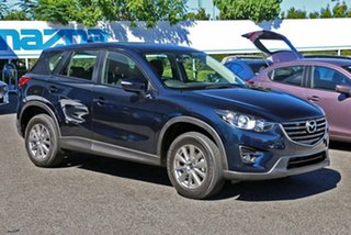 2016 Mazda CX-5 KE1072 Maxx SKYACTIV-Drive Sport Blue 6 Speed Sports Automatic Wagon