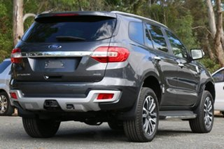 2019 Ford Everest UA II 2019.00MY Titanium Grey 10 Speed Sports Automatic SUV.