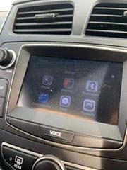 2017 Hyundai Accent RB6 MY18 Sport White 6 Speed Sports Automatic Sedan