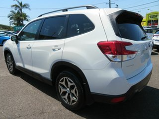 2019 Subaru Forester S5 MY19 2.5i CVT AWD White 7 Speed Constant Variable Wagon