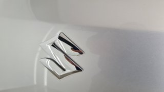 2015 Suzuki Swift FZ MY15 GL Silver 4 Speed Automatic Hatchback