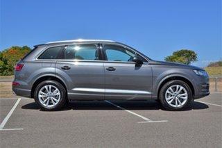 2019 Audi Q7 4M MY19 50 TDI Tiptronic Quattro Grey 8 Speed Sports Automatic Wagon.