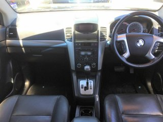 2007 Holden Captiva CG LX (4x4) Black 5 Speed Automatic Wagon