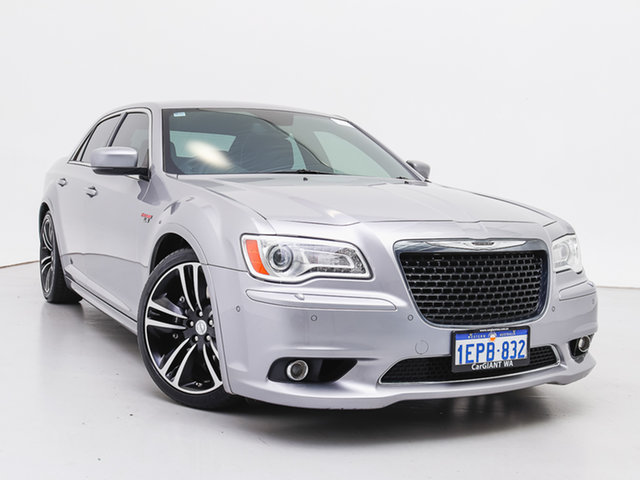 Used Chrysler 300  SRT8 Core, 2014 Chrysler 300 SRT8 Core Silver 5 Speed Automatic Sedan