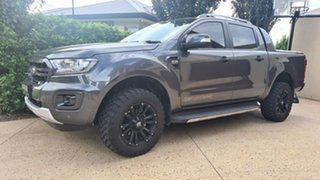 2018 Ford Ranger PX MkIII 2019.00MY Wildtrak Graphite 6 Speed Sports Automatic Utility.