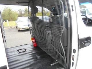 2016 Hyundai iLOAD TQ Series II (TQ3) MY1 3S Twin Swing White 6 Speed Manual Van