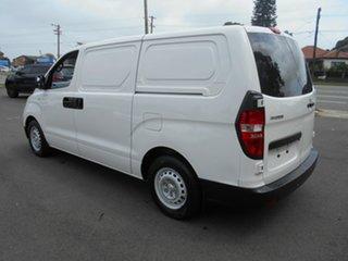 2016 Hyundai iLOAD TQ Series II (TQ3) MY1 3S Twin Swing White 6 Speed Manual Van.