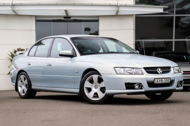 Used Holden Commodore VZ MY06 SVZ Sutherland, 2006 Holden Commodore VZ MY06 SVZ White 4 Speed Automatic Sedan