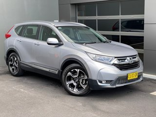 2019 Honda CR-V RW MY19 VTi-S FWD Silver 1 Speed Constant Variable Wagon.