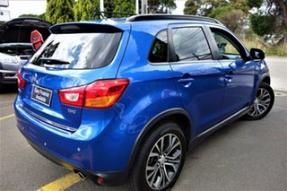 2015 Mitsubishi ASX XB MY15.5 LS Blue 6 Speed Sports Automatic Wagon.