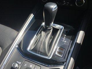 2017 Mazda CX-5 KF4WLA Akera SKYACTIV-Drive i-ACTIV AWD Billet Silver 6 Speed Sports Automatic Wagon
