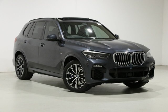 Used BMW X5 G05 MY19 xDrive 30d M Sport (5 Seat) Bentley, 2019 BMW X5 G05 MY19 xDrive 30d M Sport (5 Seat) Grey 8 Speed Auto Dual Clutch Wagon