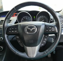 2013 Mazda 3 BL10F2 MY13 Maxx Activematic Sport White 5 Speed Sports Automatic Hatchback