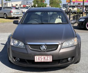 2008 Holden Calais VE MY08.5 V 60th Anniversary Grey 6 Speed Sports Automatic Sedan.