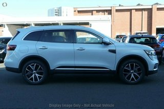 2020 Renault Koleos HZG MY20 Intens X-tronic White Solid 1 Speed Constant Variable Wagon