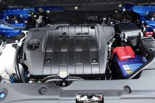 2015 Mitsubishi ASX XB MY15.5 LS Blue 6 Speed Sports Automatic Wagon