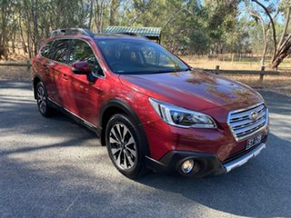 2016 Subaru Outback B6A MY16 2.0D CVT AWD Premium Red 7 Speed Constant Variable Wagon