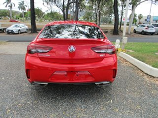2019 Holden Commodore ZB MY19.5 VXR Liftback AWD Red/Black 9 Speed Sports Automatic Liftback