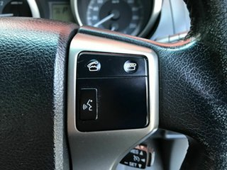 2010 Toyota Landcruiser Prado GRJ150R GXL Blue 5 Speed Sports Automatic Wagon