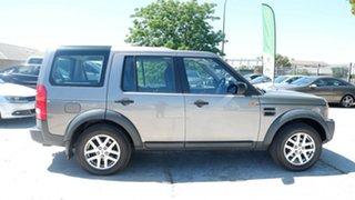 2007 Land Rover Discovery 3 SE Grey 6 Speed Sports Automatic Wagon