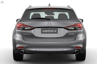 2020 Mazda 6 GL1033 Atenza SKYACTIV-Drive Grey 6 Speed Sports Automatic Wagon