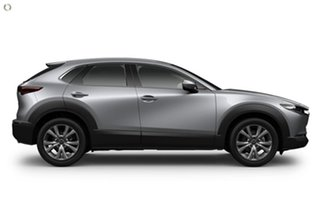 2020 Mazda CX-30 DM2WLA G25 SKYACTIV-Drive Touring Silver 6 Speed Sports Automatic Wagon