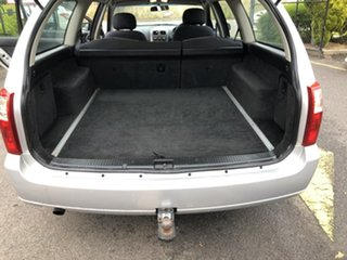 2004 Holden Commodore VZ Executive Silver 4 Speed Automatic Wagon
