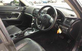 2008 Subaru Liberty MY08 2.5I Grey 4 Speed Auto Elec Sportshift Wagon