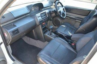 2003 Nissan X-Trail T30 TI-L (Sunroof) (4x4) White 4 Speed Automatic Wagon