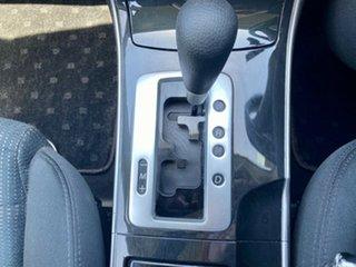 2007 Mazda 6 GG1032 MY07 Sports Radiant Ebony 5 Speed Sports Automatic Hatchback
