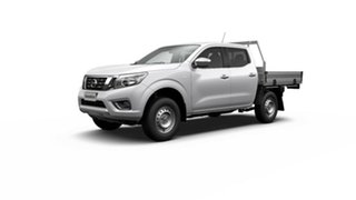 2020 Nissan Navara D23 S4 MY20 RX Polar White 7 Speed Sports Automatic Cab Chassis