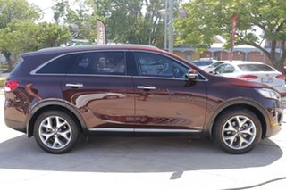 2016 Kia Sorento UM MY16 Platinum AWD Red 6 Speed Sports Automatic Wagon.