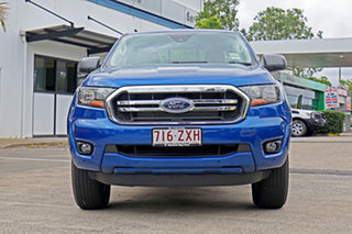 2020 Ford Ranger PX MkIII 2020.25MY XLS Blue Lightning 6 Speed Sports Automatic Double Cab Pick Up.