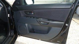 2008 Mazda 3 BK10F2 MY08 Maxx Sport Black 4 Speed Sports Automatic Hatchback