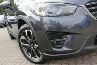 2015 Mazda CX-5 MY15 GT (4x4) Grey 6 Speed Automatic Wagon.