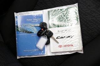 2009 Toyota Camry ACV40R Altise Sakana Silver 5 Speed Automatic Sedan